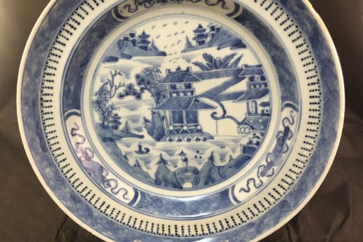 China Antique plate