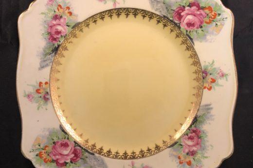 Royal Winton Grimwades Cake Plate (Royal Winton 蛋糕盘) C1941